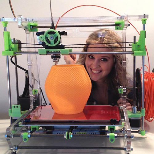 2014 Quiz answer: 3D PRINTING