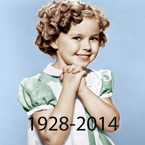 2014 Quiz answer: SHIRLEY TEMPLE