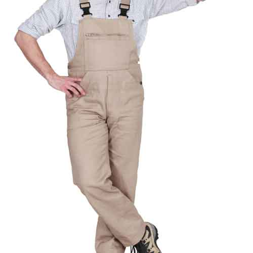 Auf der Farm answer: OVERALLS