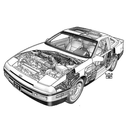 Autoklassiker answer: FORD PROBE