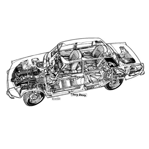 Autoklassiker answer: ROVER 2200