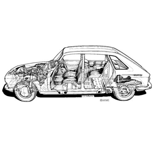 Autoklassiker answer: RENAULT 16