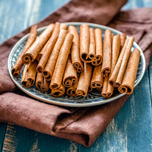 Autumn answer: CINNAMON
