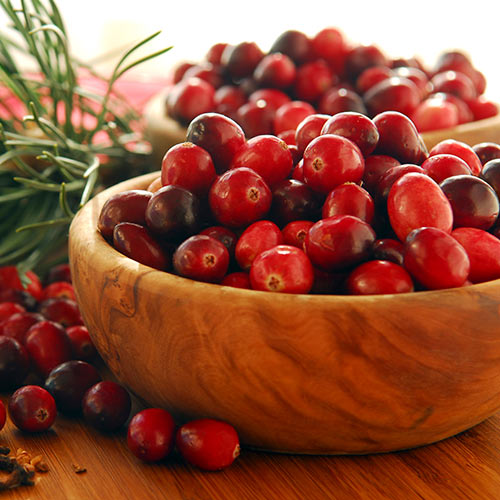 Autumn answer: CRANBERRIES