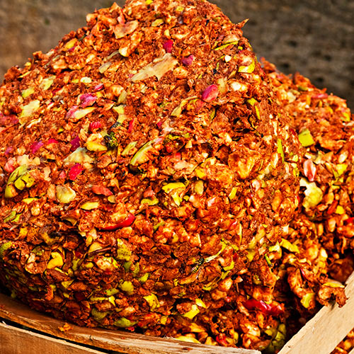 Autumn answer: POMACE