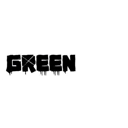 Band Logos answer: GREEN DAY