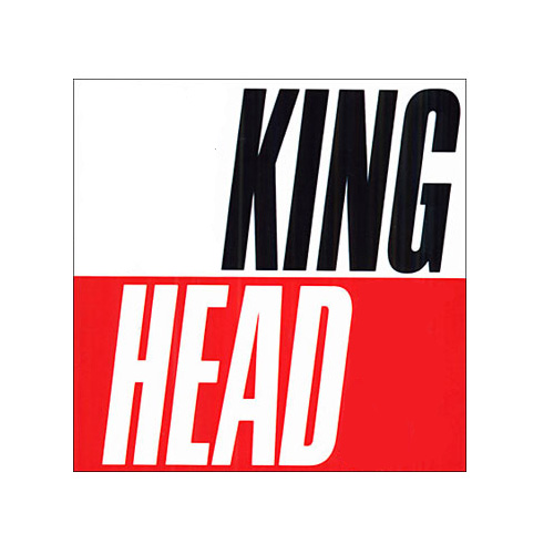 Band Logos answer: TALKING HEADS
