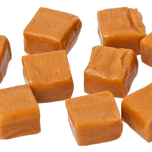 Candy answer: CARAMEL SQUARES