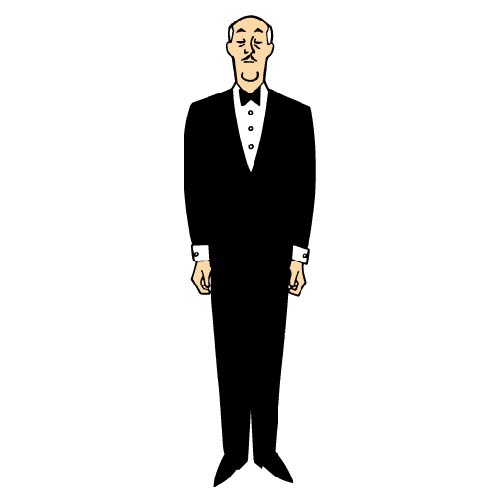 Cartoons 2 answer: ALFRED