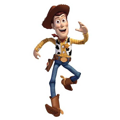 Cartoons 2 answer: WOODY