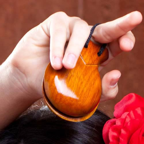 C is for... answer: CASTANETS