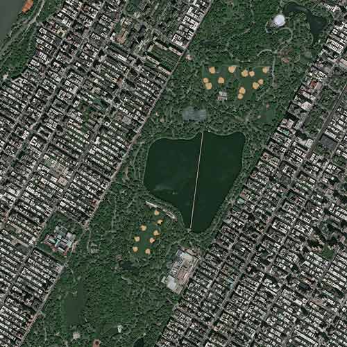 Earth from Above answer: CENTRAL PARK