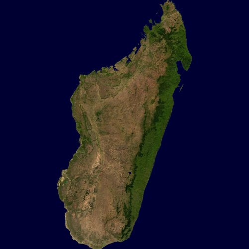 Earth from Above answer: MADAGASCAR