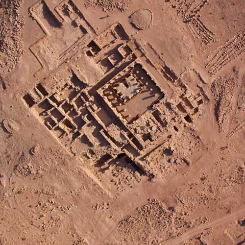 Earth from Above answer: PETRA