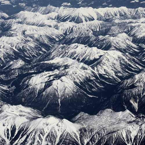 Earth from Above answer: ROCKY MOUNTAINS