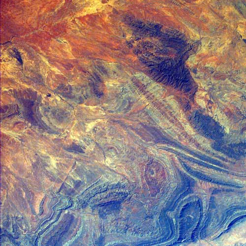 Earth from Above answer: THE OUTBACK