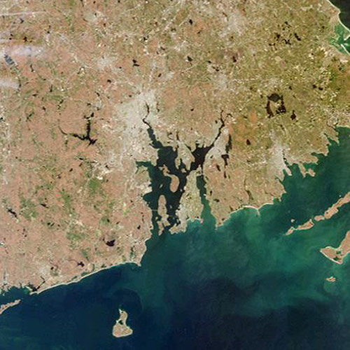 Earth from Above answer: RHODE ISLAND