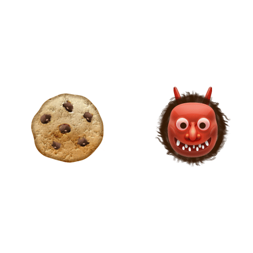 Emoji Quiz 3 answer: COOKIE MONSTER