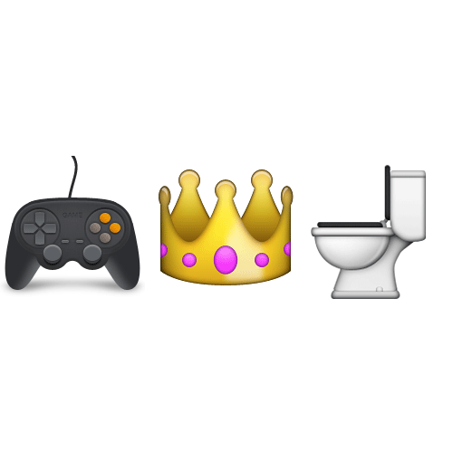 Emoji Quiz 3 answer: GAME OF THRONES