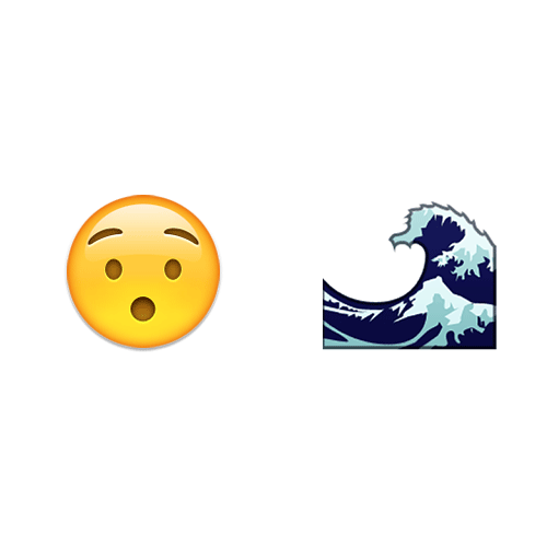 Emoji Quiz 3 answer: SHOCKWAVE