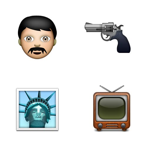 Emoji Quiz 3 answer: THE SOPRANOS