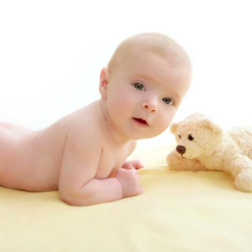 Erziehung answer: TUMMY TIME