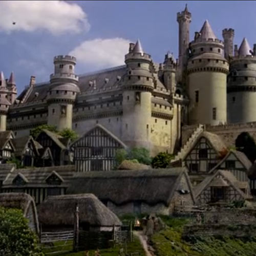 Fantasy Lands answer: CAMELOT