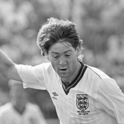Fußball answer: CHRIS WADDLE