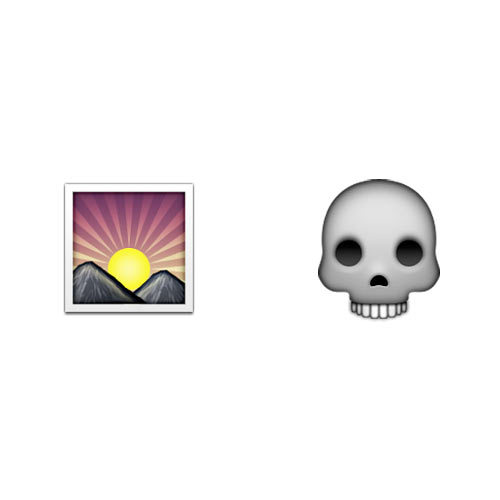 Halloween Emoji answer: DAWN OF THE DEAD