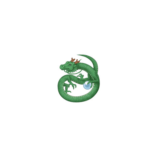 Halloween Emoji answer: DRAGON