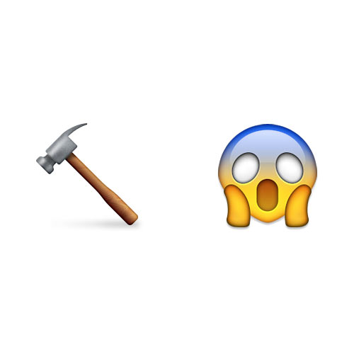 Halloween Emoji answer: HAMMER HORROR