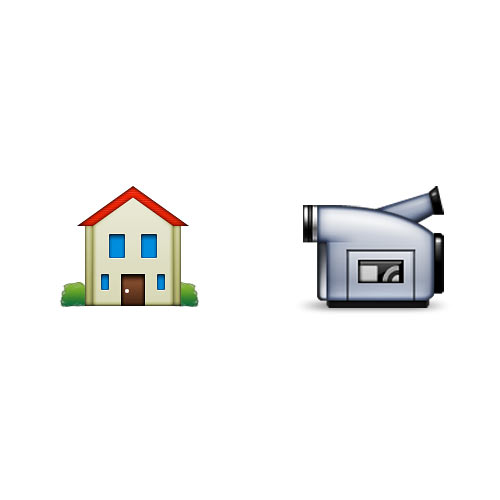 Halloween Emoji answer: HOME MOVIE