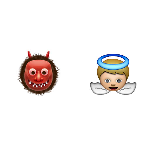 Halloween Emoji answer: LUCIFER