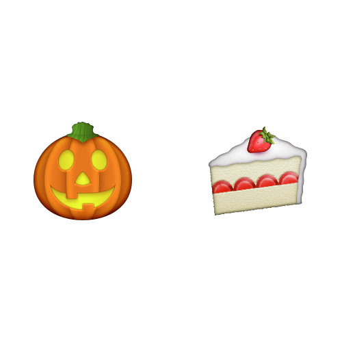 Halloween Emoji answer: PUMPKIN PIE