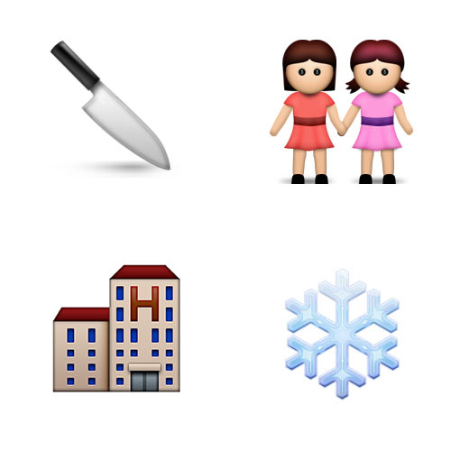 Halloween Emoji answer: THE SHINING