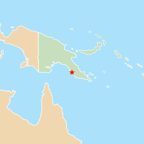 Hauptstädte answer: PORT MORESBY