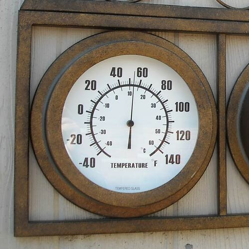 H is for... answer: HYGROMETER