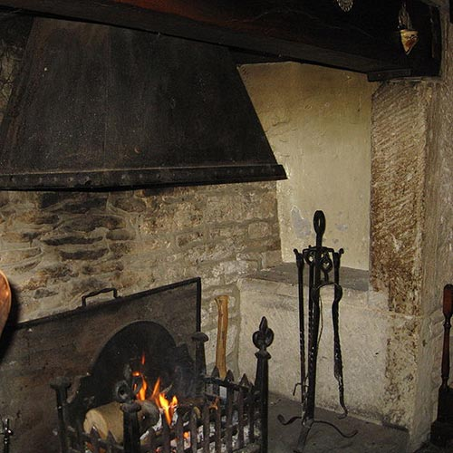I is for... answer: INGLENOOK