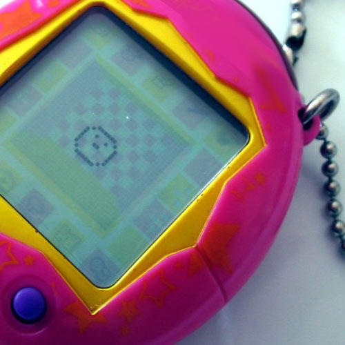 I ♥ 1990s answer: TAMAGOTCHI