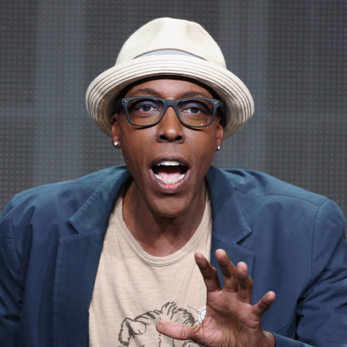 I ♥ 1990s answer: ARSENIO HALL