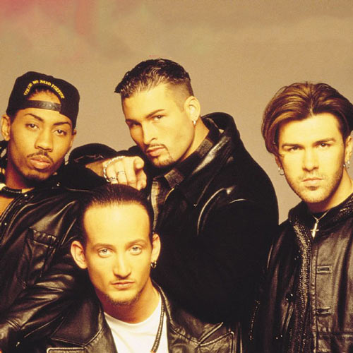 I ♥ 1990s answer: COLOR ME BADD