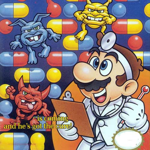 I ♥ 1990s answer: DR MARIO