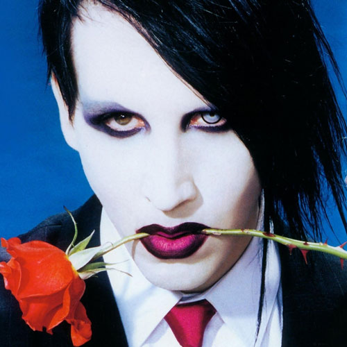 I ♥ 1990s answer: MARILYN MANSON