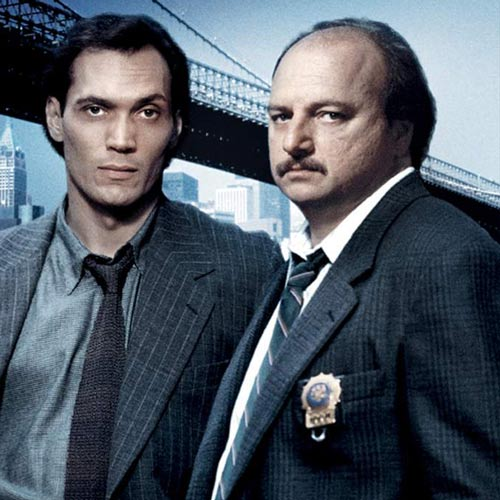 I ♥ 1990s answer: NYPD BLUE