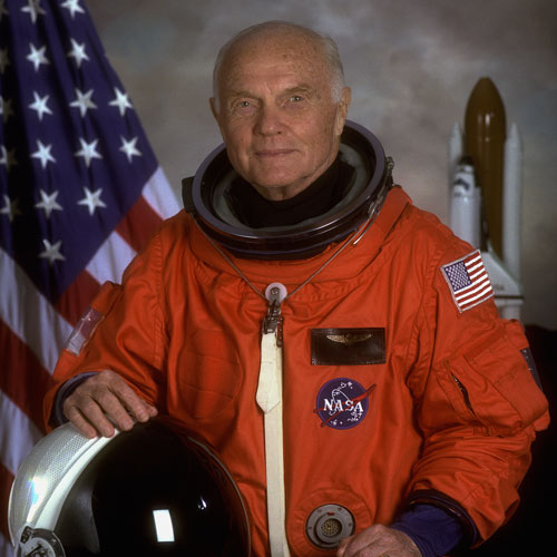 I Love 1990s answer: JOHN GLENN