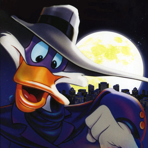I ♥ 1990s answer: DARKWING DUCK
