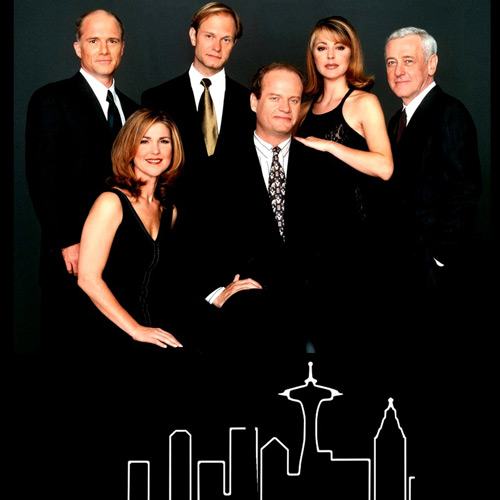 I Love 1990s answer: FRASIER