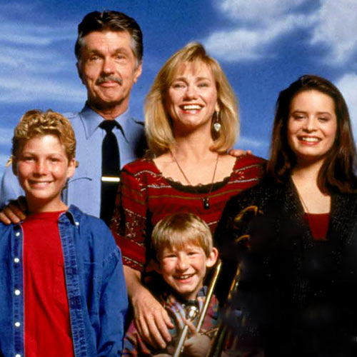 I ♥ 1990s answer: PICKET FENCES