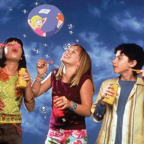 I ♥ 2000s answer: LIZZIE MCGUIRE