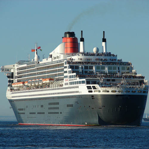 I ♥ 2000s answer: QUEEN MARY 2